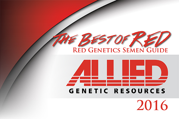 Allied 2016 Best of Red Catalog